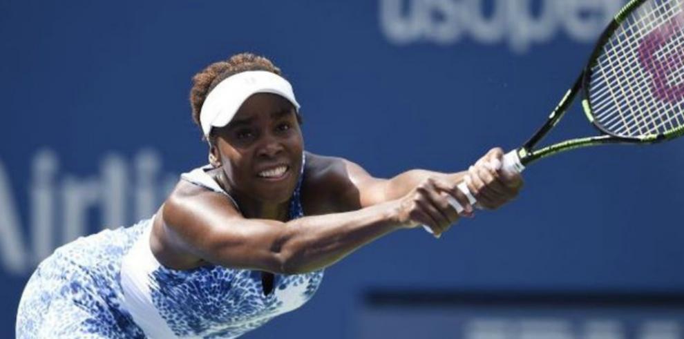 Venus Williams sigue sin dar pie y se despide de Charleston