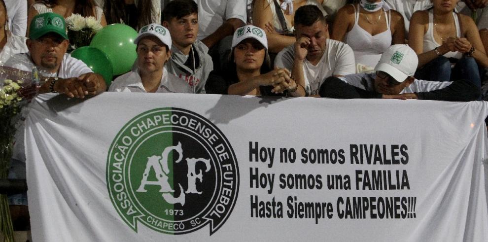 La CBF pide al Chapecoense que juegue última jornada de liga