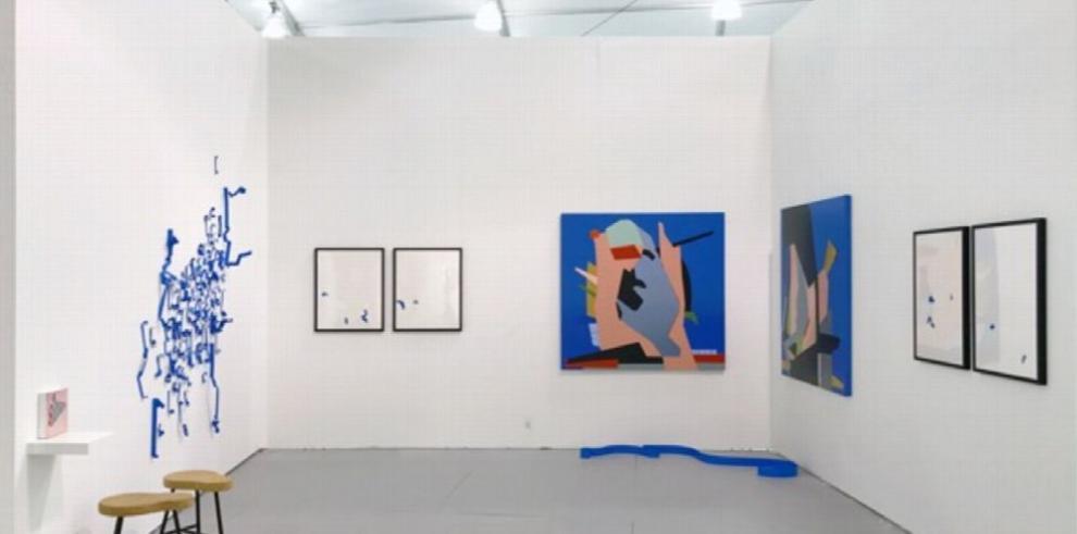 Panameña en feria de arte de Miami