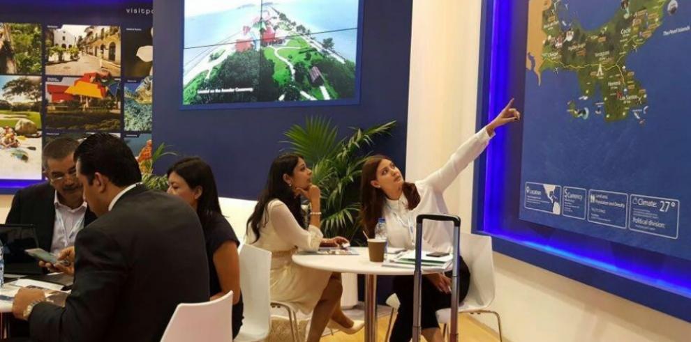 Panamá participa por primera vez en la Feria de Turismo en Dubái