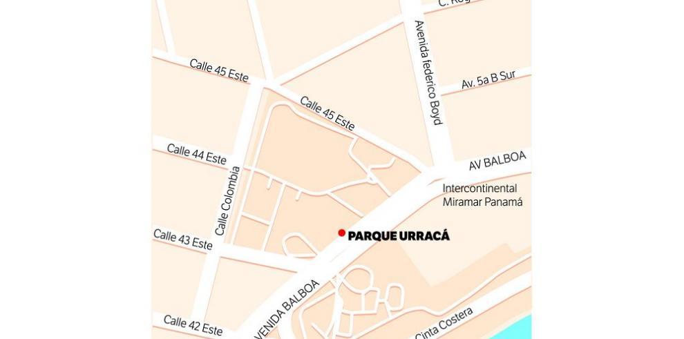 Bella Vista defiende su corazón verde: el parque Urraca