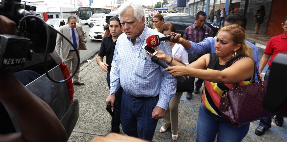 Mario Martinelli queda en libertad tras pagar millonaria fianza