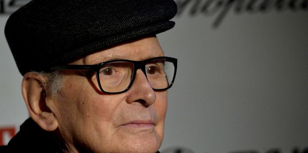 Ennio Morricone recibirá en Roma el Globo de Oro
