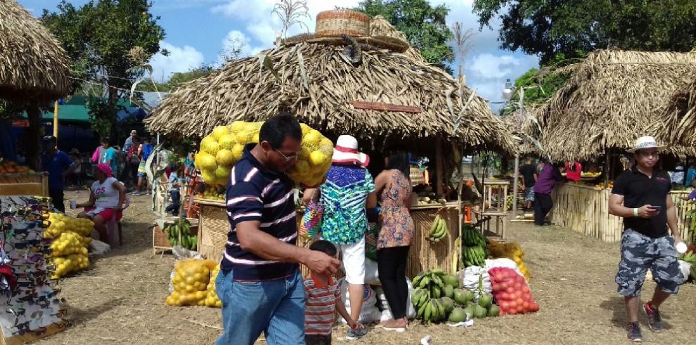 Unas5 mil personas han asistido a la Feria de la Naranja