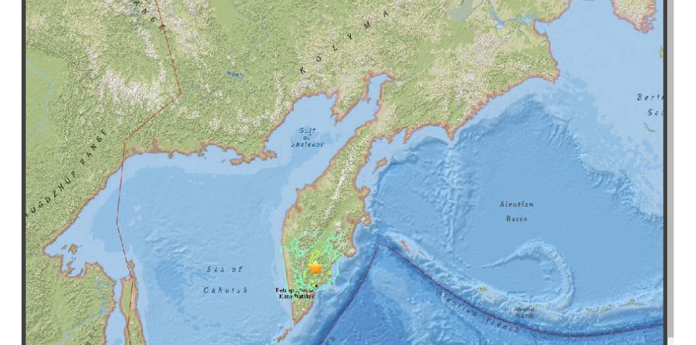 Terremoto de magnitud 7 sacude el este de Rusia