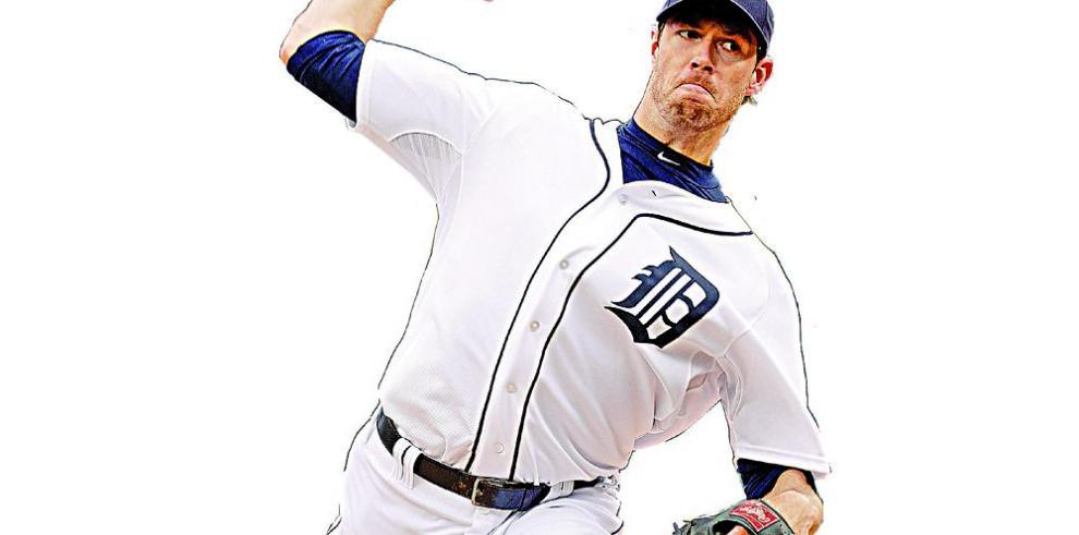 Doug Fister, el brazo que necesitaban los Astros