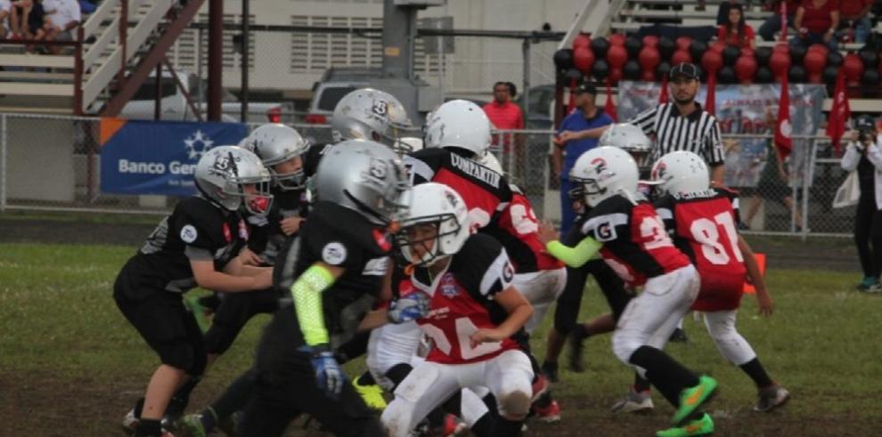 Exitoso el Jamboree de la Micro, Football Americano