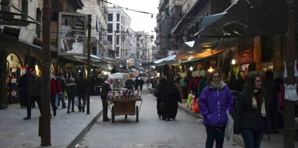 Alto el fuego en Siria prevalece en el 90% de zonas incluidas en tregua