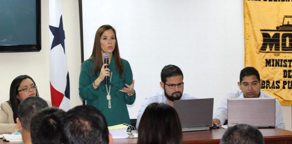 MOP realiza homologación con empresas