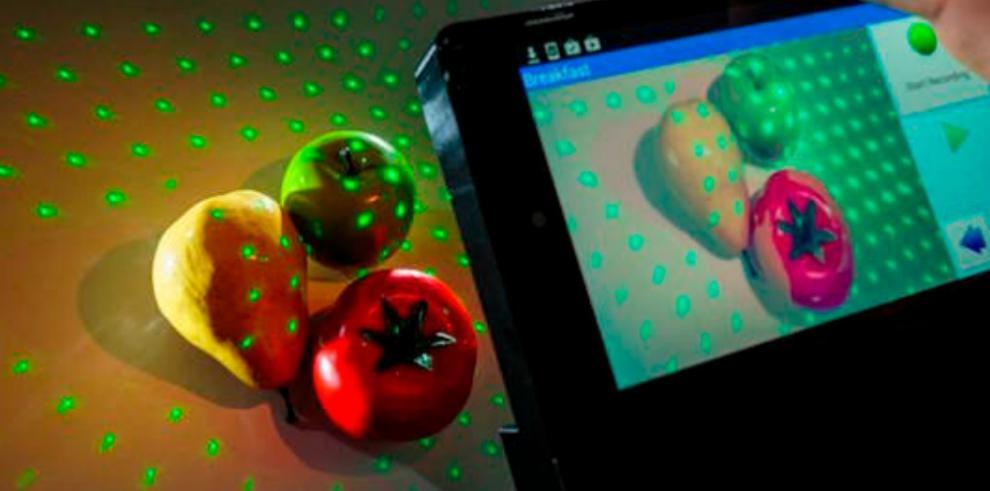 Un escáner para contar calorías y carbohidratos