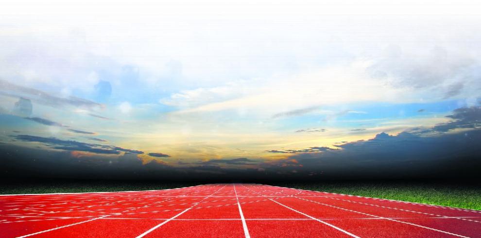 La pista de atletismo, una alternativa para todos