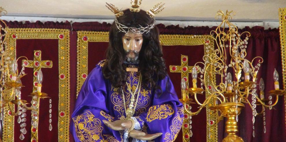 Peregrinos adelantan romería al Nazareno