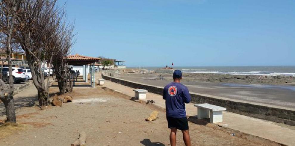 FTC autorizó ingreso a las playas del país, con excepción a El Arenal