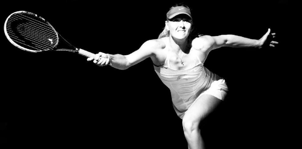 El último set de María Sharapova