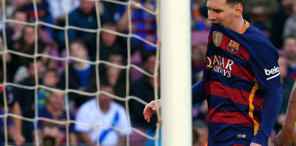 El Barcelona golea 6-0 con buen fútbol a un flojo Getafe