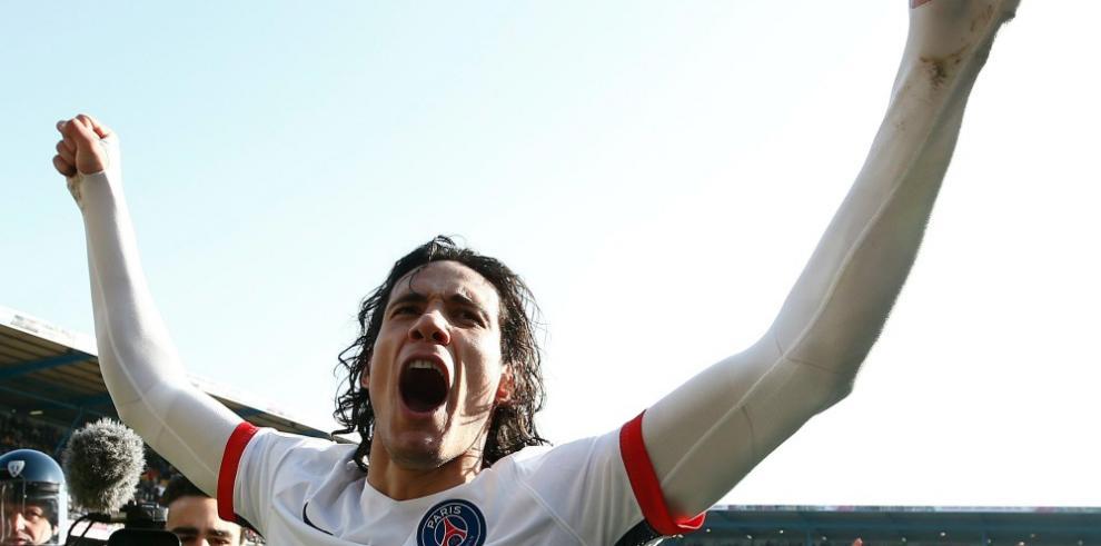El PSG golea alTroyes y conquista su cuarta liga consecutiva