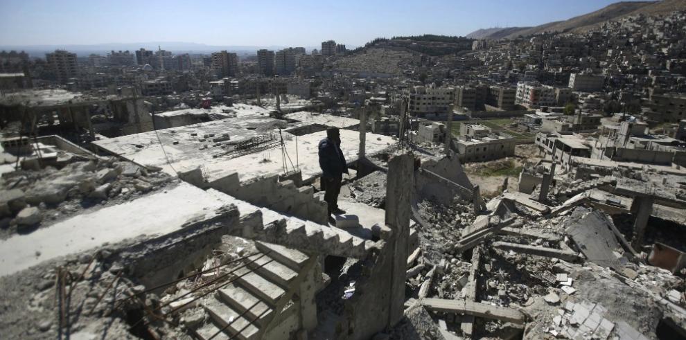 Cuatro vidas transformadas por la guerra en Siria