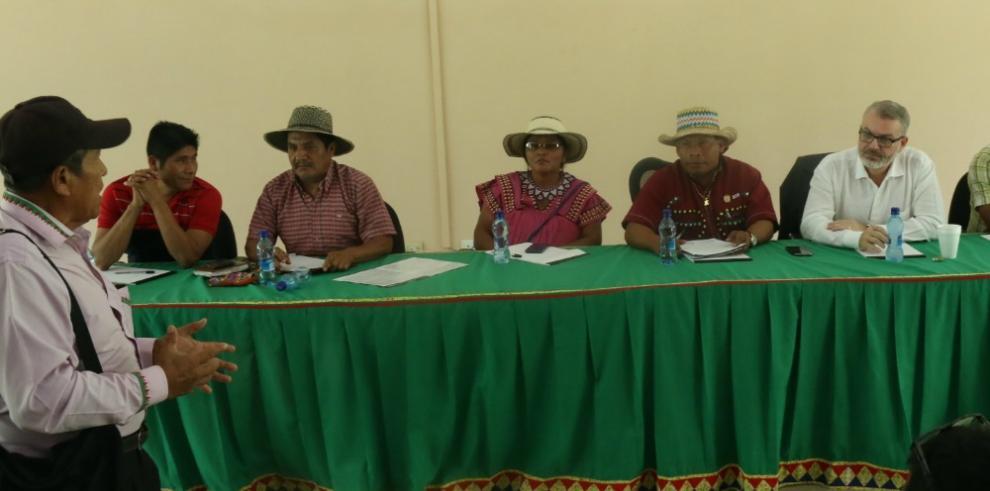 Congreso Ngäbe Buglé inicia la revisión del acuerdo Barro Blanco