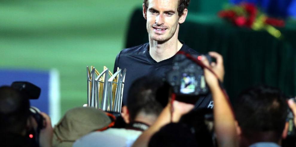 Murray se corona en el master de Shanghai