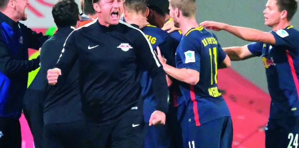 Leipzig confirma su excelente temporada