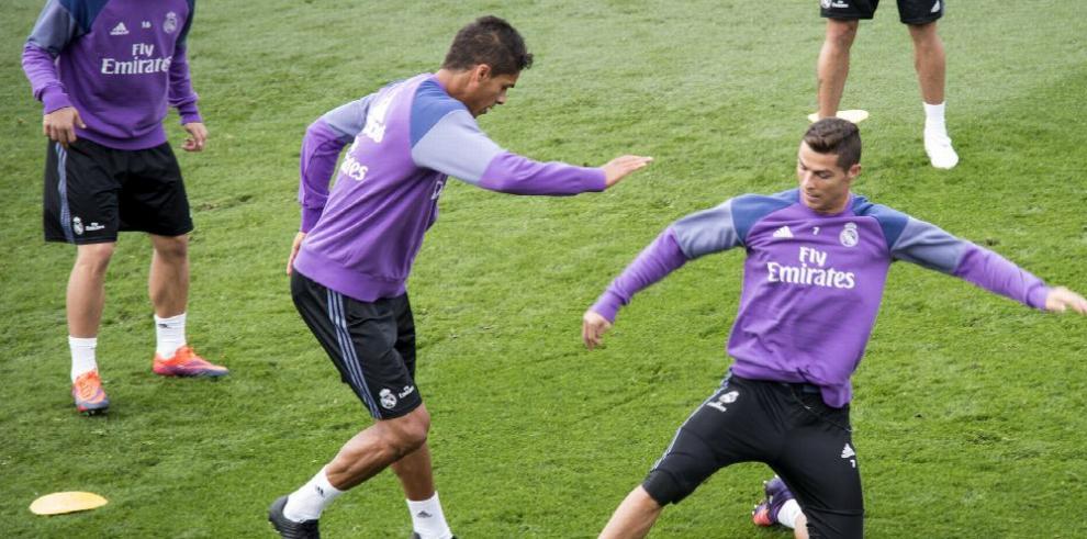 Varene quiere más protagonismo con el Real Madrid