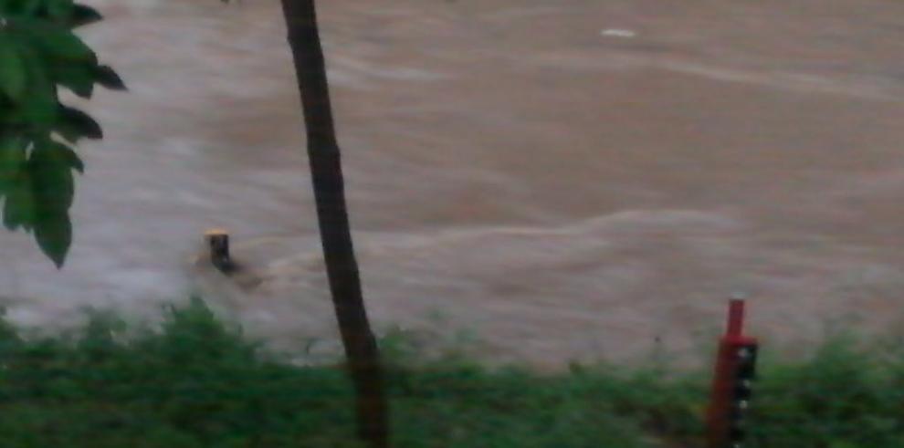 FTC localiza a menores desaparecidos por las fuertes lluvias