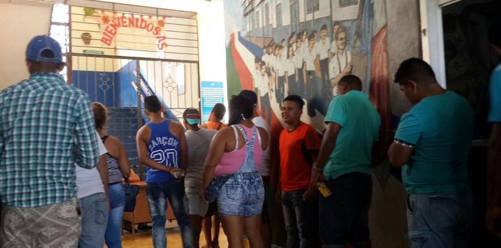 PRD inscribe a jóvenes en Coclé