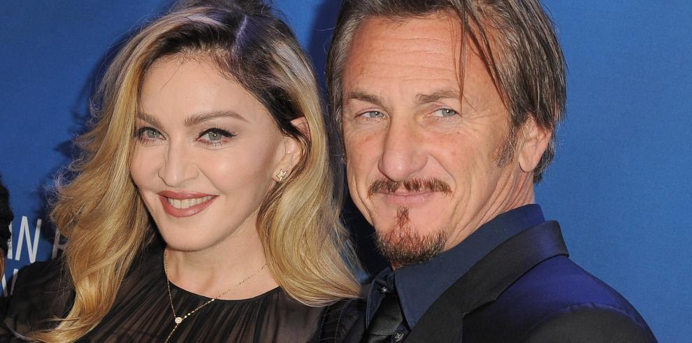 Madonna desata rumores al declarar en público su amor por Sean Penn