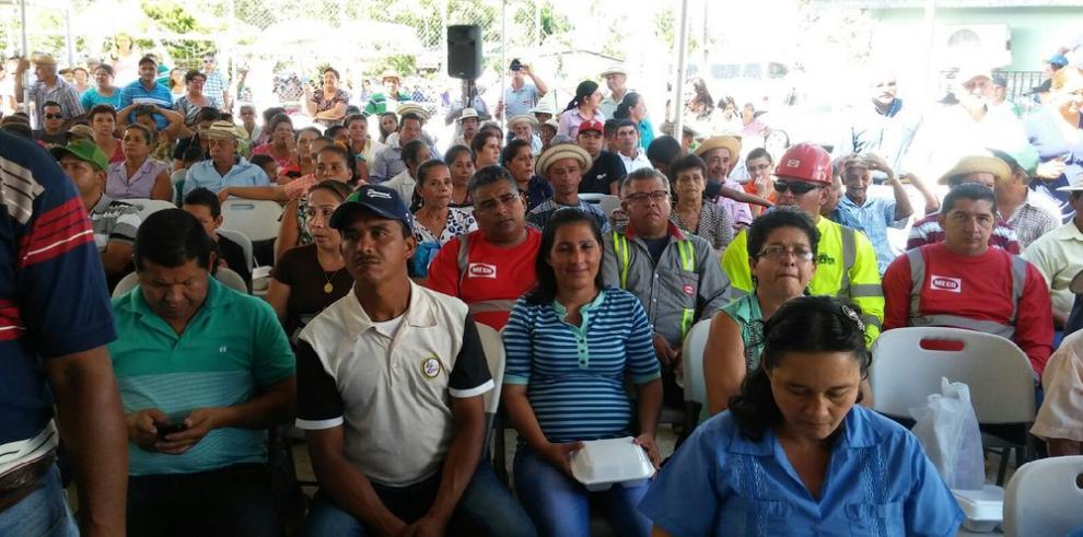 Proyecto Sanidad Básica registra 20% de avance