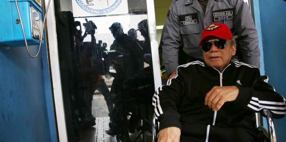 Noriega será juzgado en Ecuador por crimende Arturo Jarrín