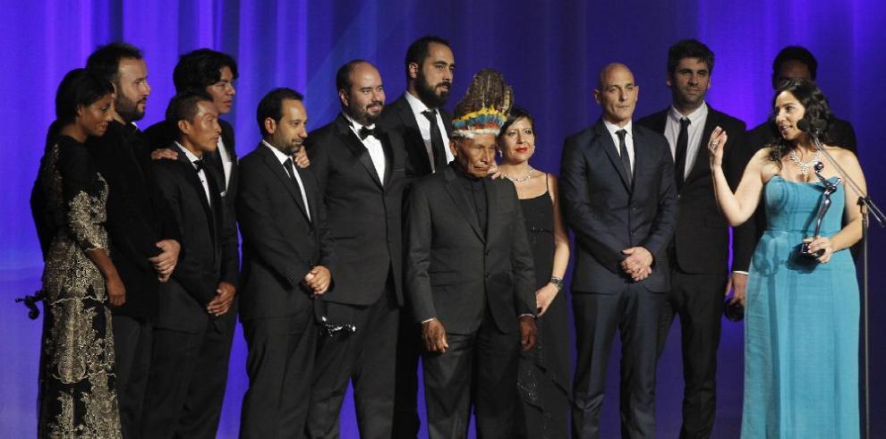 'El abrazo de la serpiente', gran ganadora de los Platino