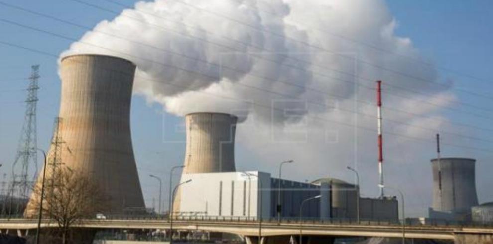 Evacúan central nuclear en sudeste de Bélgica