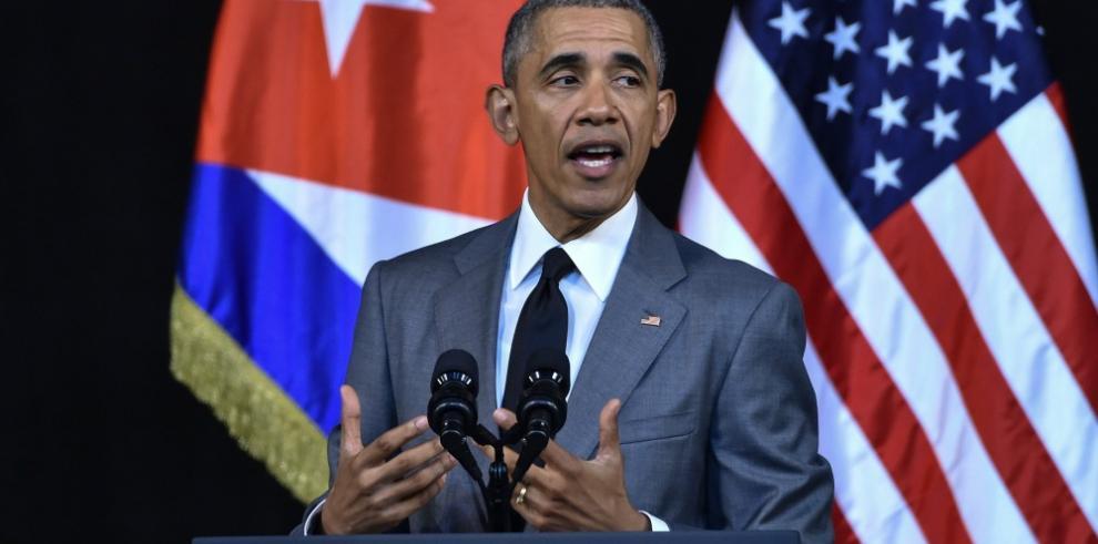 Obama afirma que