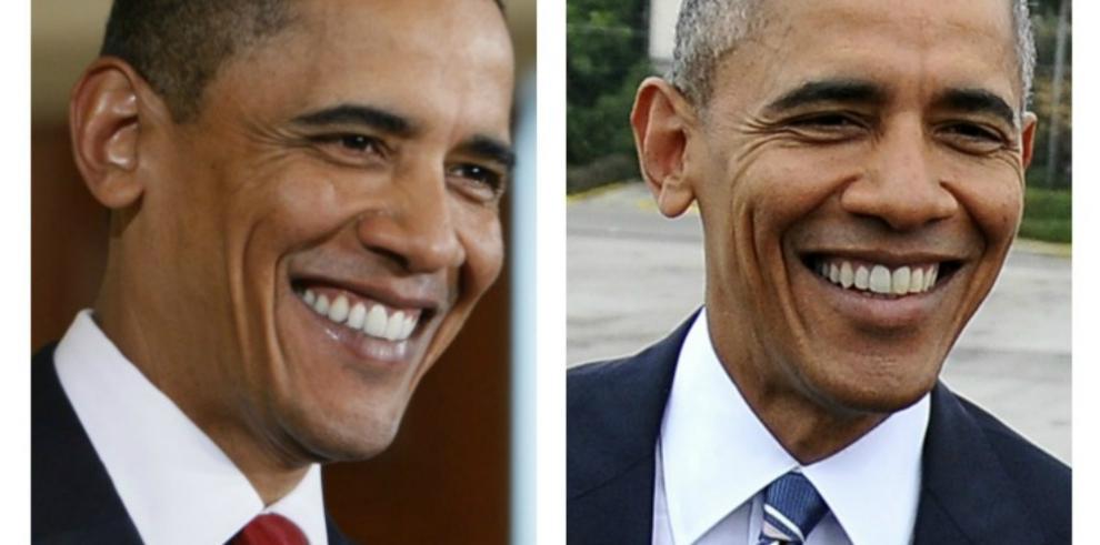Ser líder les pasa factura. El antes y después de algunos presidentes