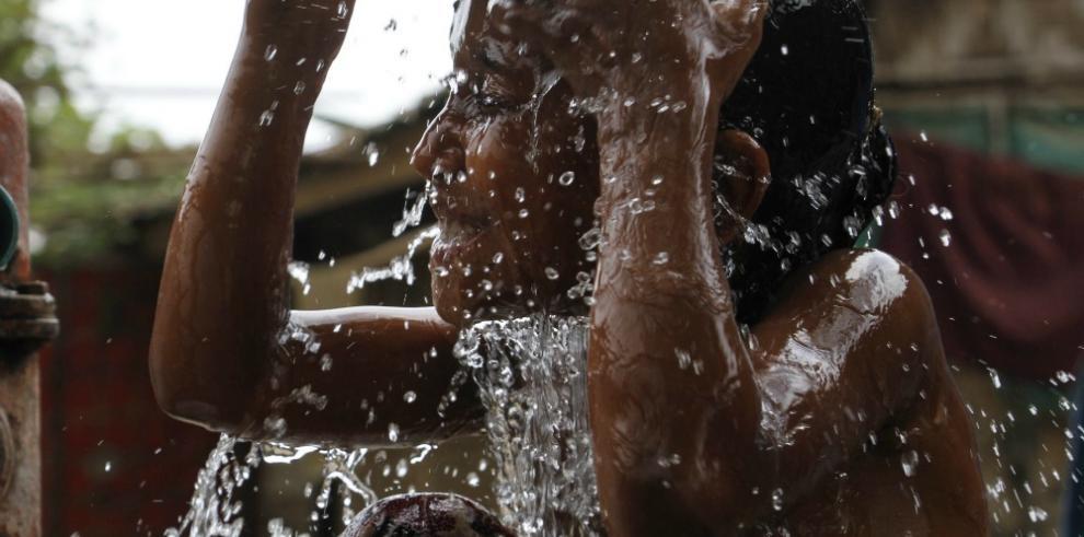 Imágenes del mundo en el Día Mundial del Agua