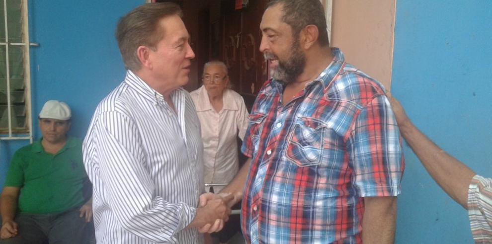 Políticos opositores aumentan presencia en Chiriquí