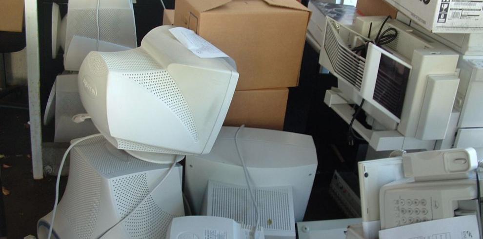 México es el tercer país con más basura electrónica en América