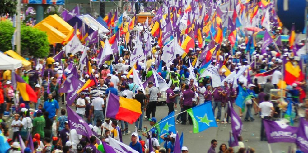 El Panameñista sumó siete mil inscritos en 2016