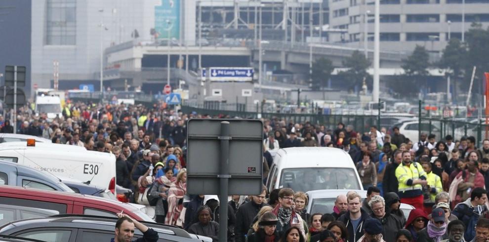 Estado Islámico asume la autoría de atentados de Bruselas