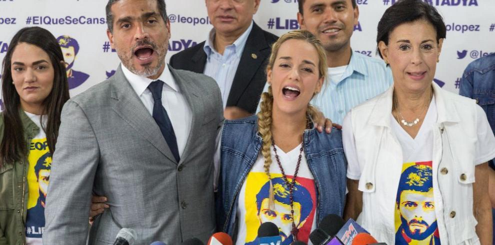 Oposición anuncia que retomará proceso contra Nicolás Maduro