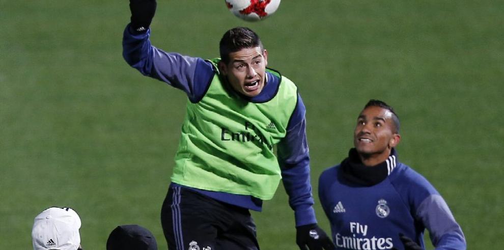 Madrid no piensa dejar ir a James Rodríguez