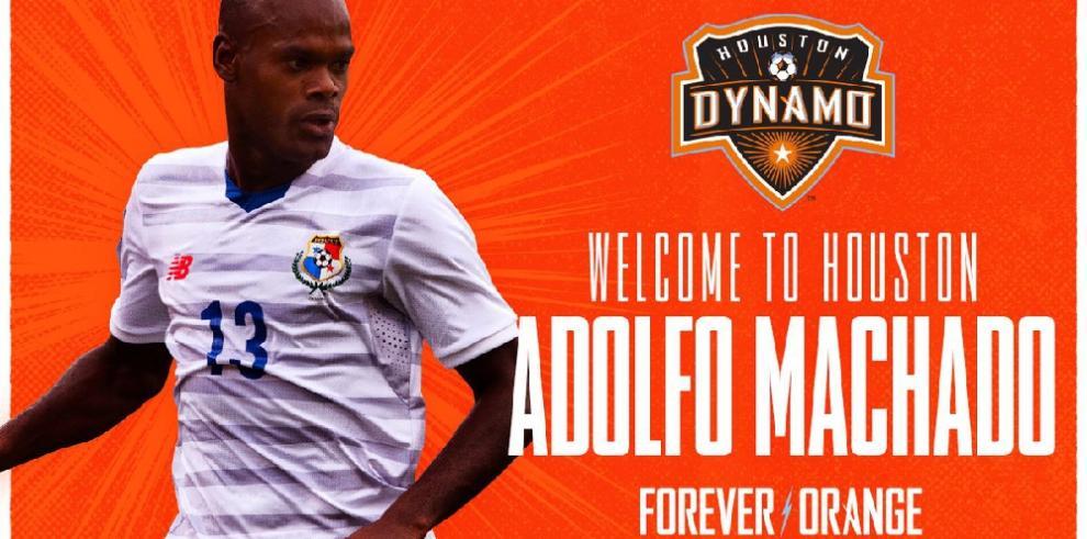 Adolfo Machado se va de Saprissa y firma en elHouston Dynamo de MLS