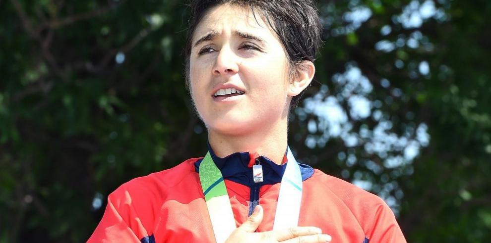 Triatleta Riveros, mejor atleta de Chile este año