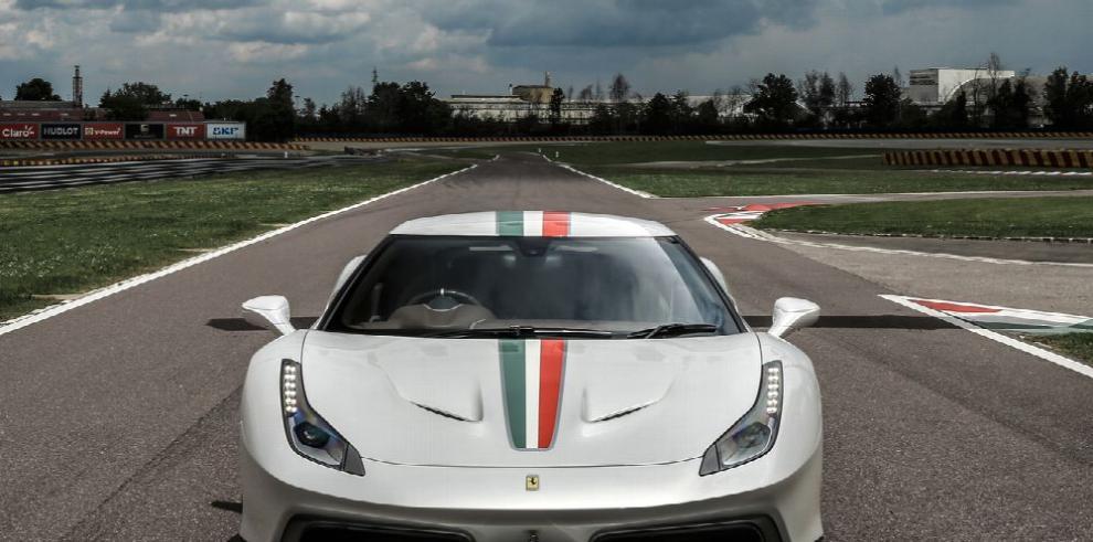 Ferrari produce una unidad exclusiva, el 458 MM Speciale