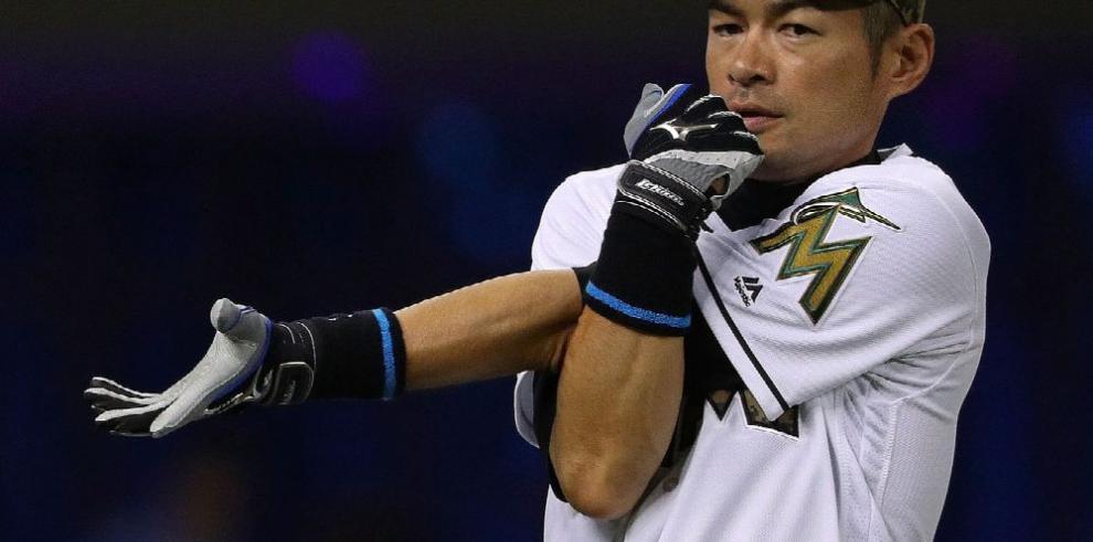 Ichiro Suzuki por entrar en el más selecto de los clubes