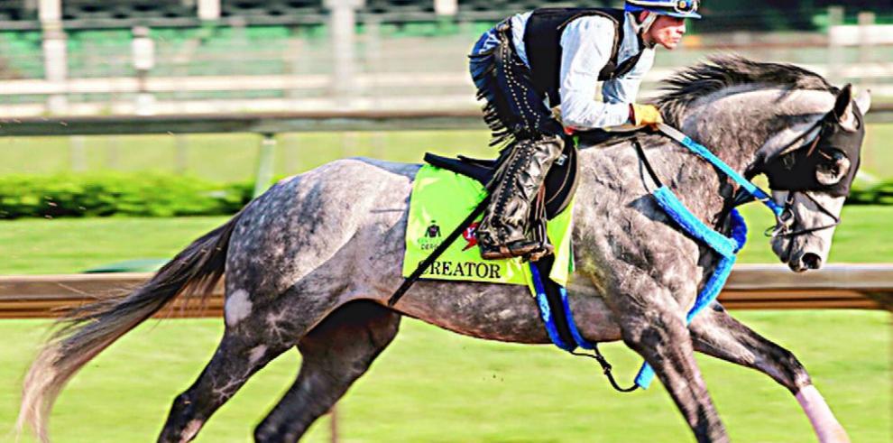 'Creator' cambiará de monta en el Belmont