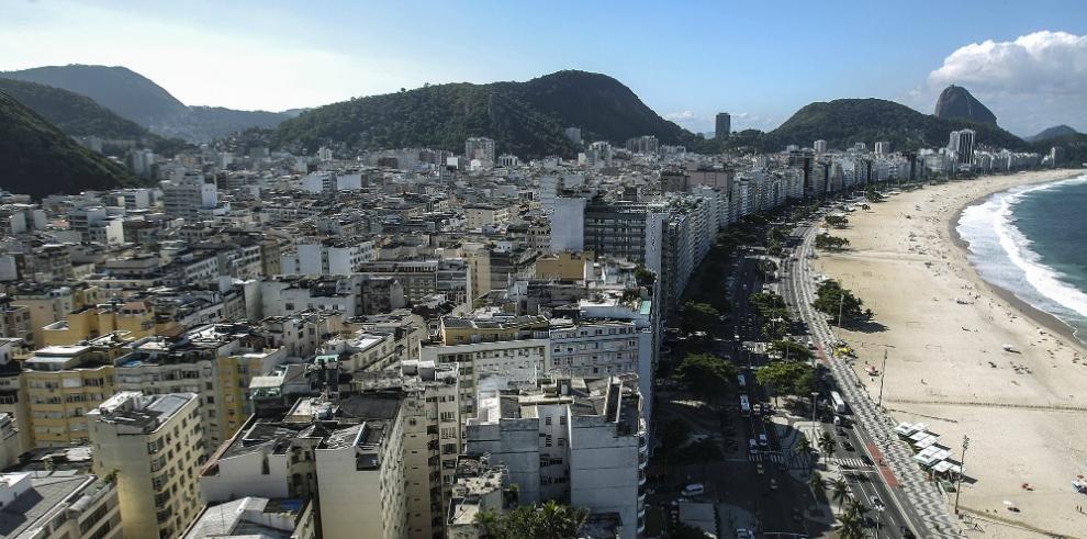Economía brasileña se contrae 0.3% en primer trimestre