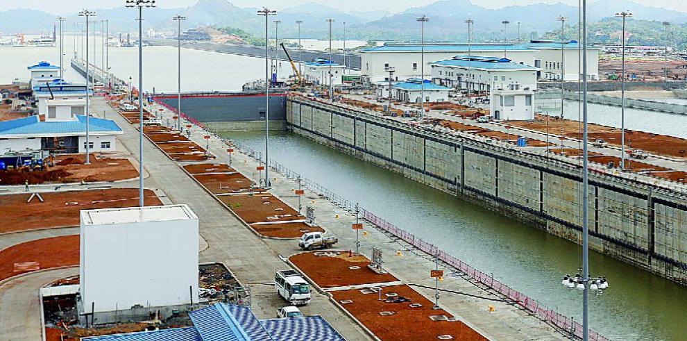 Nuevas esclusas están operativas