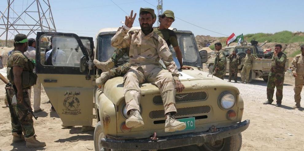 Ejército iraquí continúa avance en Faluya