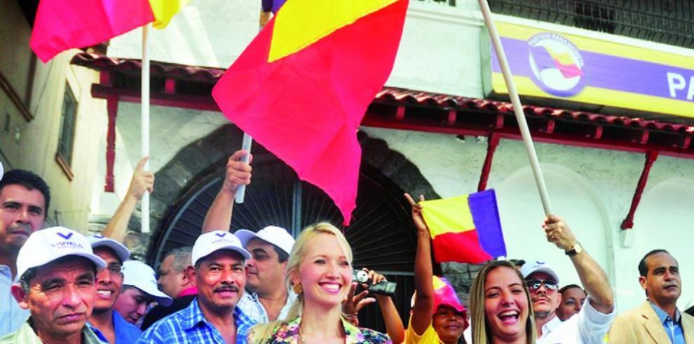 El partido Panameñista sobrevive sin un presidente a la cabeza